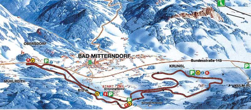 streckenplan2017 A 0 km