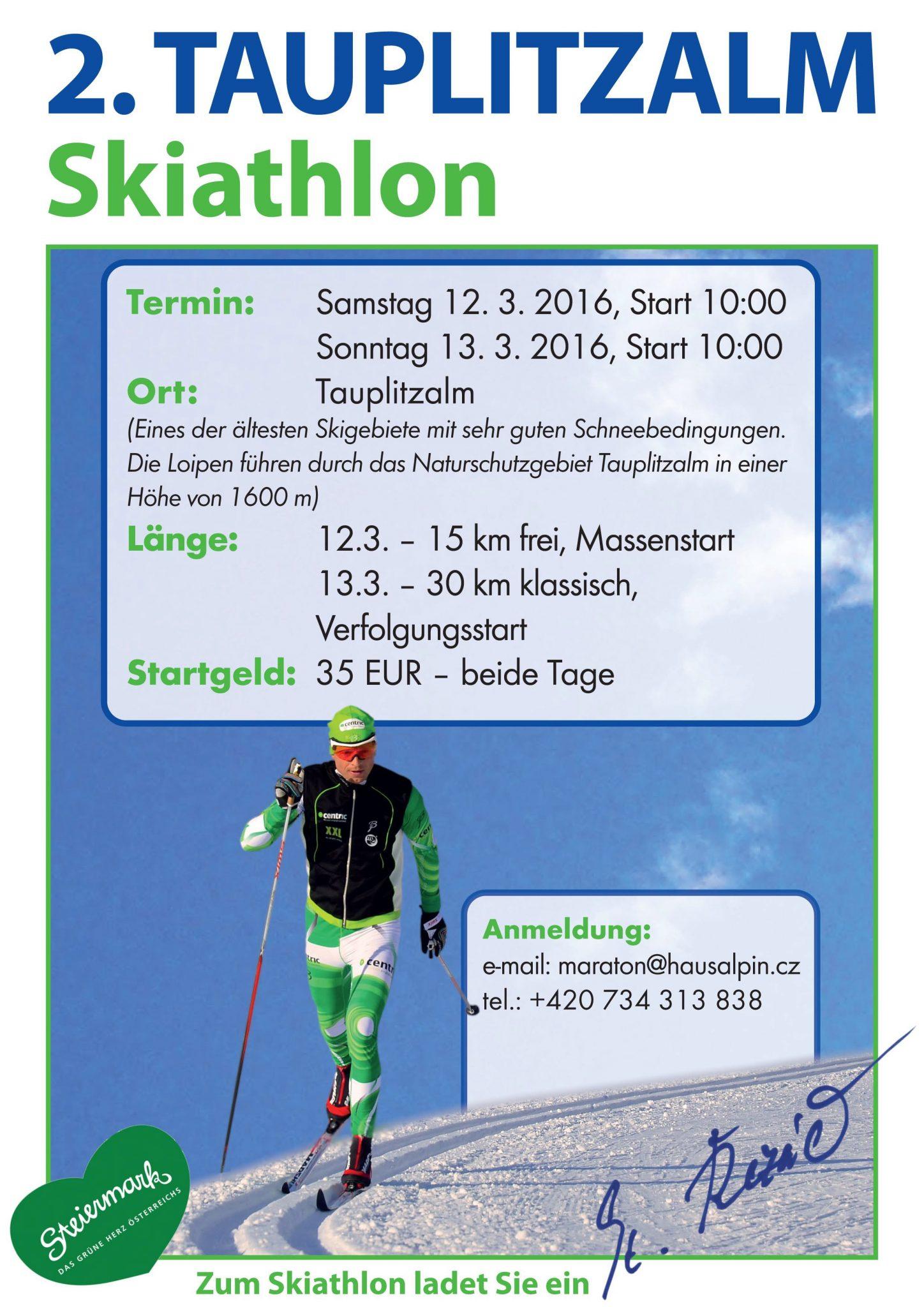 Tauplitzalm Marathon