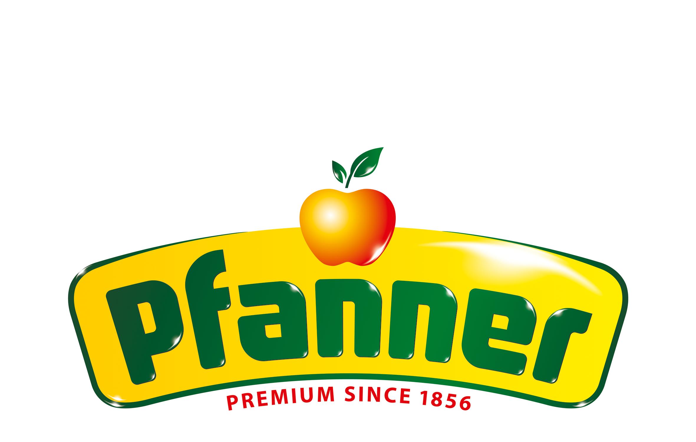 Fruchtsaft machen kann er der Pfanner